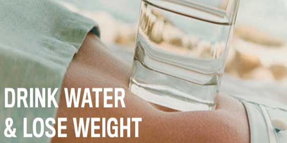 10 ways to LOSE WEIGHT with DIET METHOD of Drink WATER