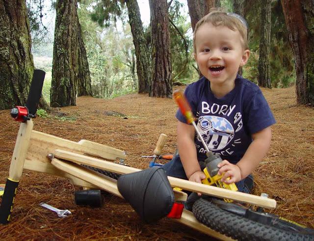 Dia dos Pais: Homenagem Portal do Montador