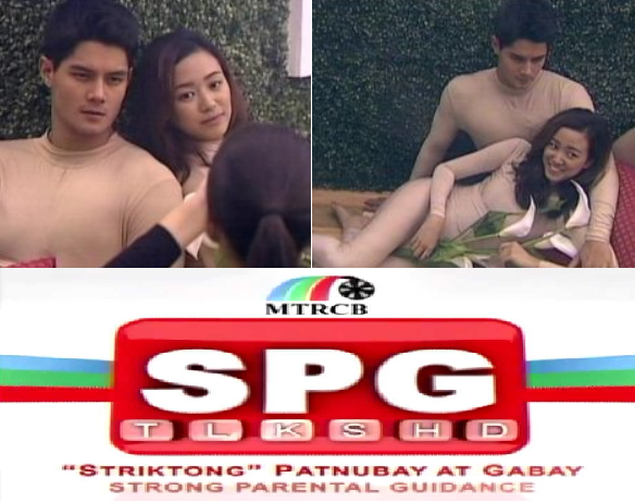 MTRCB now summoned PBB All In About Nude Painting Challenge Episode
