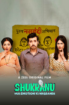 Shukranu 2019 Hindi 480p WEB HDRip 300Mb x264 world4ufree.bar