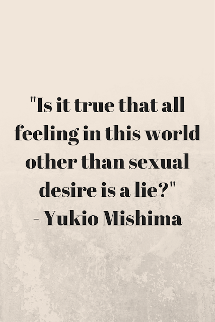 Review of 'Forbidden Colours' by Yukio Mishima