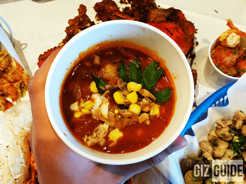 Spicy Gumbo Soup