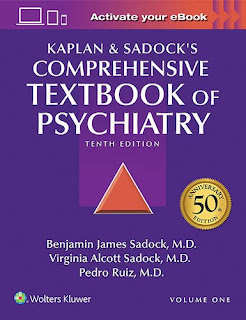 Kaplan and Sadock's Comprehensive Textbook of Psychiatry 50th Edition pdf free download