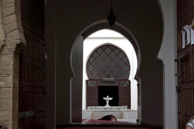 Entrada Mezquita - Essaouira