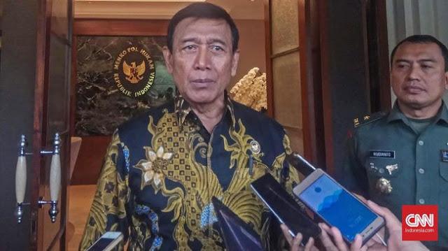 Wiranto dan TGB Turun Tangga 12 Lantai saat Gempa Lombok 7 SR