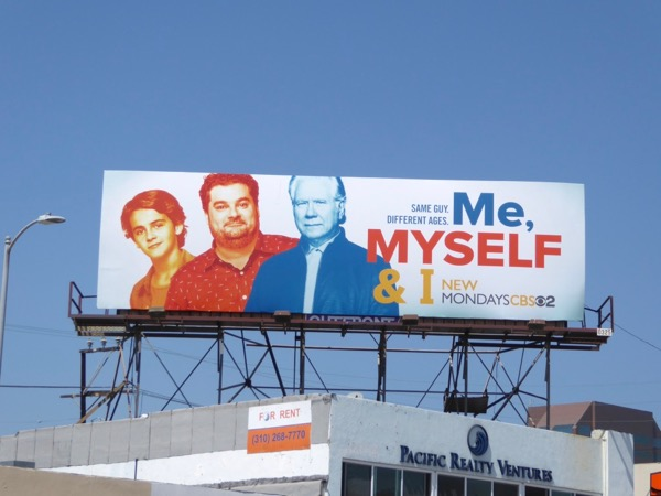 Me Myself I series billboard