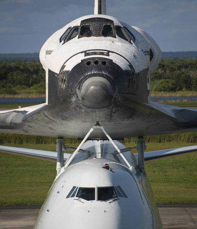 space shuttle landing florida - photo #32