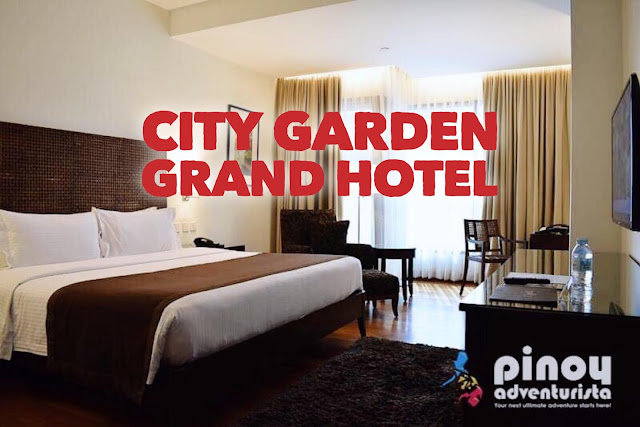 HOTEL REVIEW OF CITY GARDEN GRAND HOTEL MAKATI