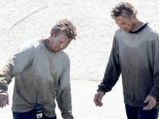 Liam Neeson & Mark Vanselow (Taken 3)