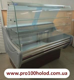 pro100holod.com.ua - витрина кондитерская Capraia Condi 900