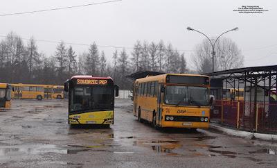 DAB 1200B, Solaris Urbino 10,5, MZK Oświęcim