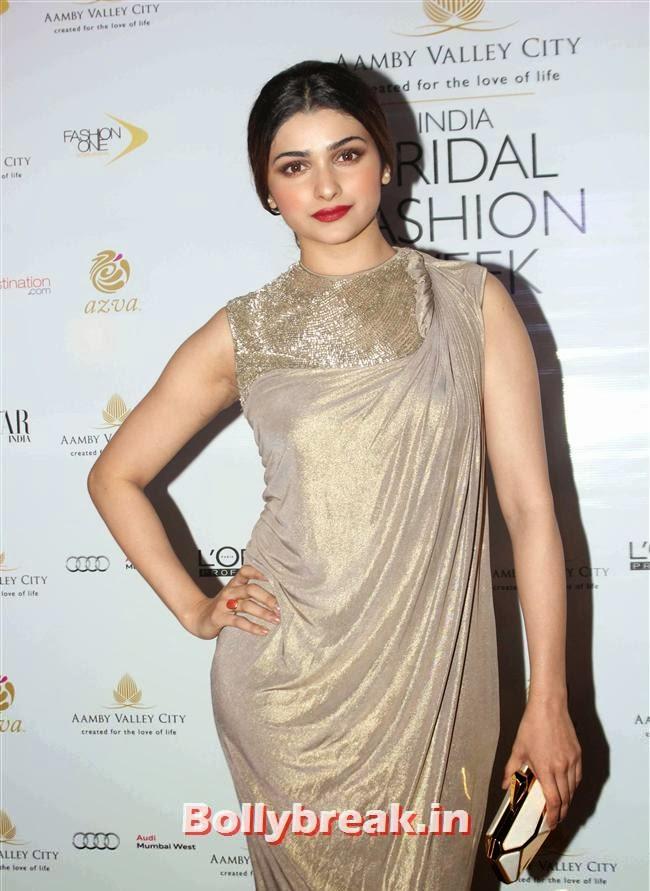 Prachi Desai, Bollywood Celebs at India Bridal Fashion Week
