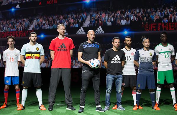 La #Euro2016 dispara las previsiones de adidas para 2016
