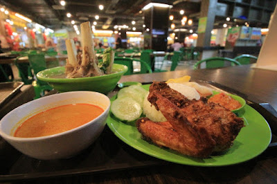Menu meriah berbuka di Next Food Junction Klang Parade