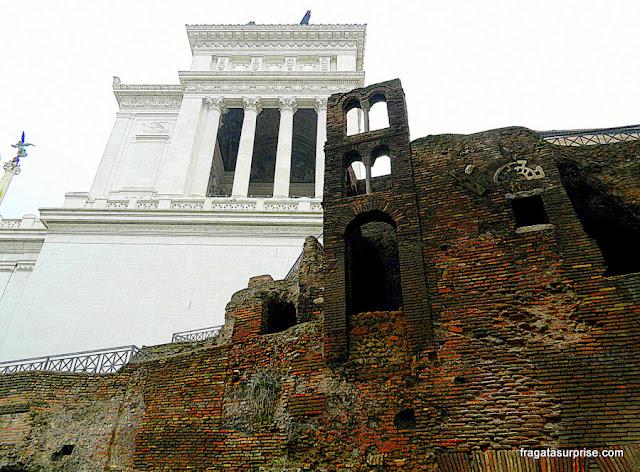 Ínsula Romana, Roma