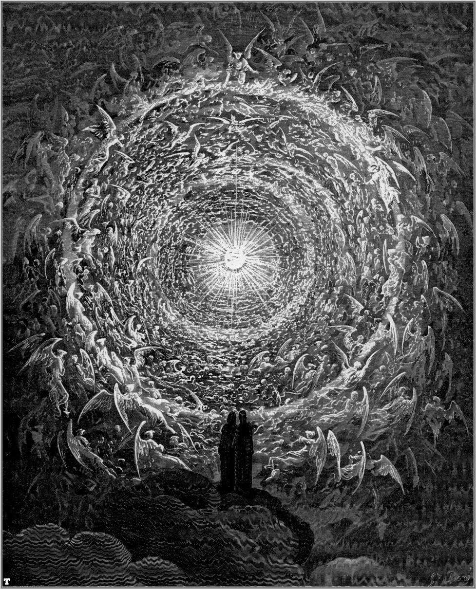 The representation of hell in dante alighieris the divine comedy