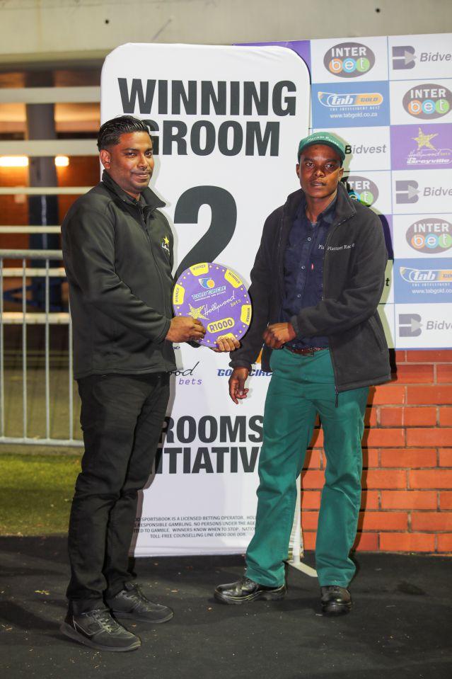 Grooms Initiative winner - Friday 6th December - Hollywoodbets Greyville - Race 5 - Didi Daweni - CRIMEA