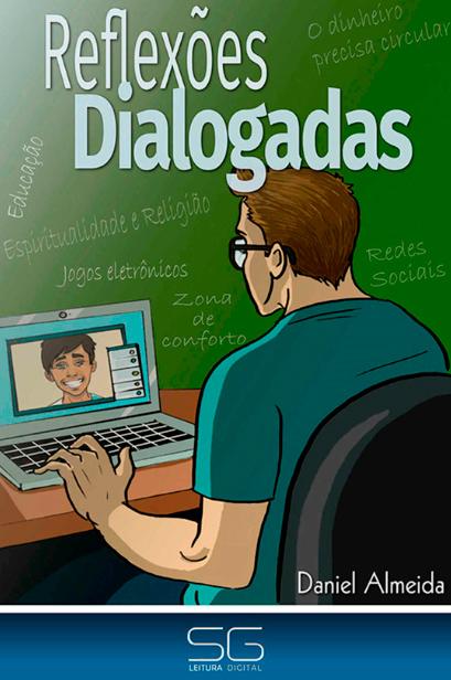 Capa do livro Reflexões Dialogadas