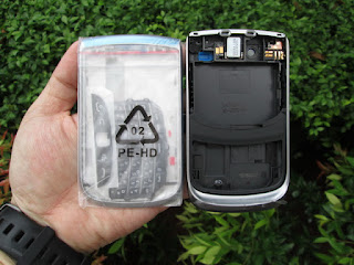 Casing Blackberry Torch 2 9810 Fullset