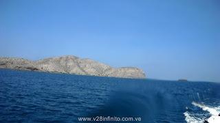 imagen mochima isla las chimana