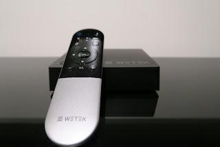 Análise WeTek Core Android Box 14