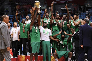 Sport: D'Tigers beat Cameroon 106-91, hit AfroBasket 2017 semis