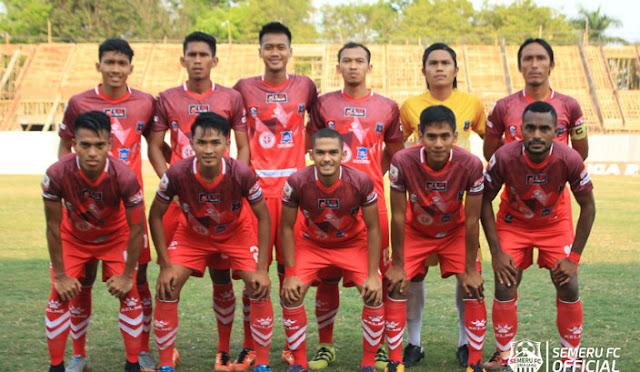 Pemain Semeru FC
