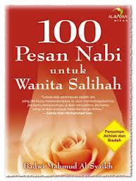 100 Pesan Nabi Untuk Wanita Salihah