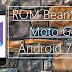 ROM BeanStalk para Moto G4/Play/Plus (Android 7.1.2 Nougat)
