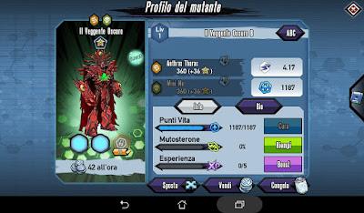 Mutants: Genetic Gladiators Breeding video N°159 (Bushi - Captain Wrenchfury)