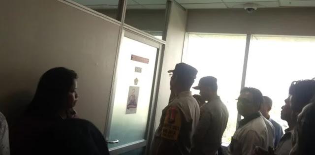 Peluru Kelima Tembakan Nyasar ke DPR Ditemukan di Ruangan Effendi Simbolon