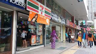 7-Eleven Bukit Bintang