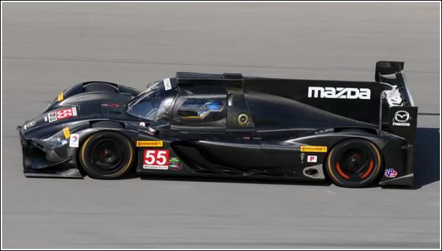 Mazda RT24-P Prototype