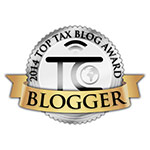 Top Tax Blog Award