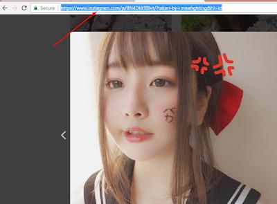 Cara Download Foto dari Instagram Lewat Browser PC 14