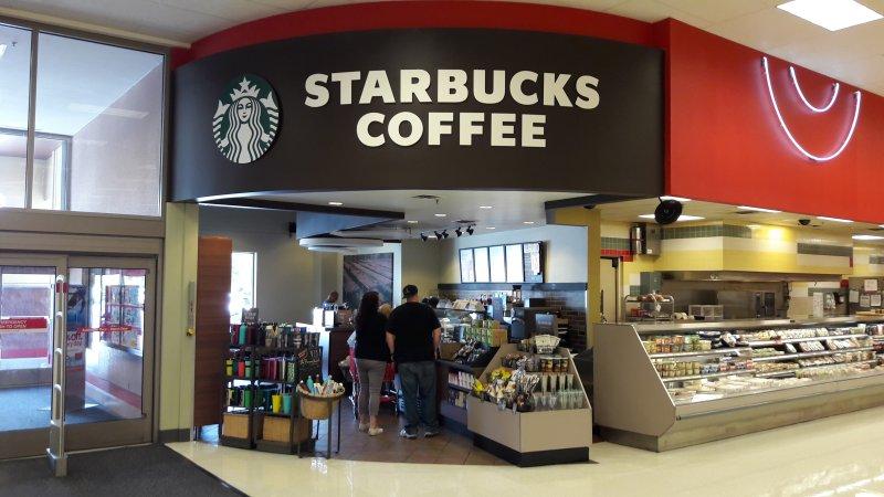 Starbucks (Target Location), Viera, FL
