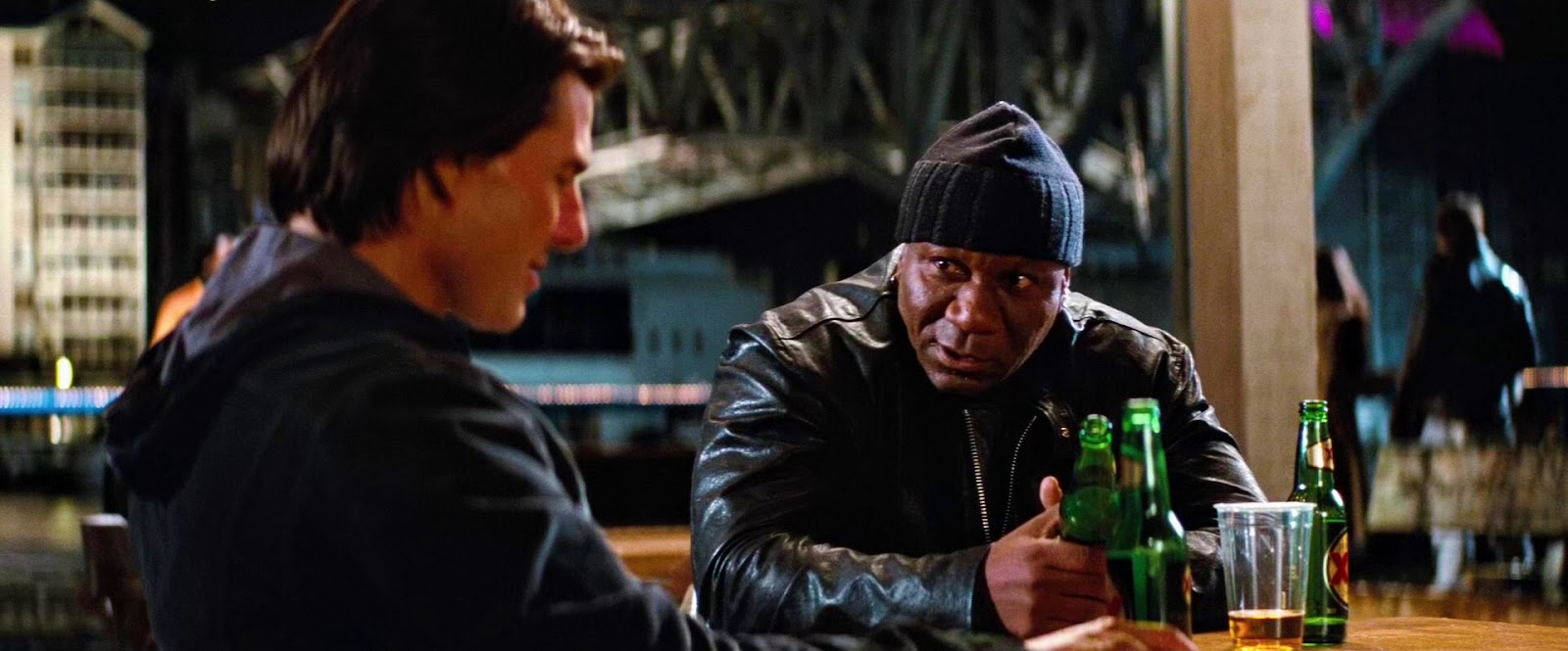 2011, Mission: Impossible - Ghost Protocol, Actor: Luther Stickell