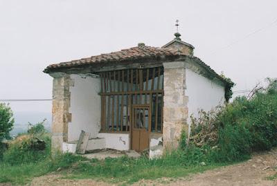 Capilla de Piedrahita o Piedrafita, Tineo