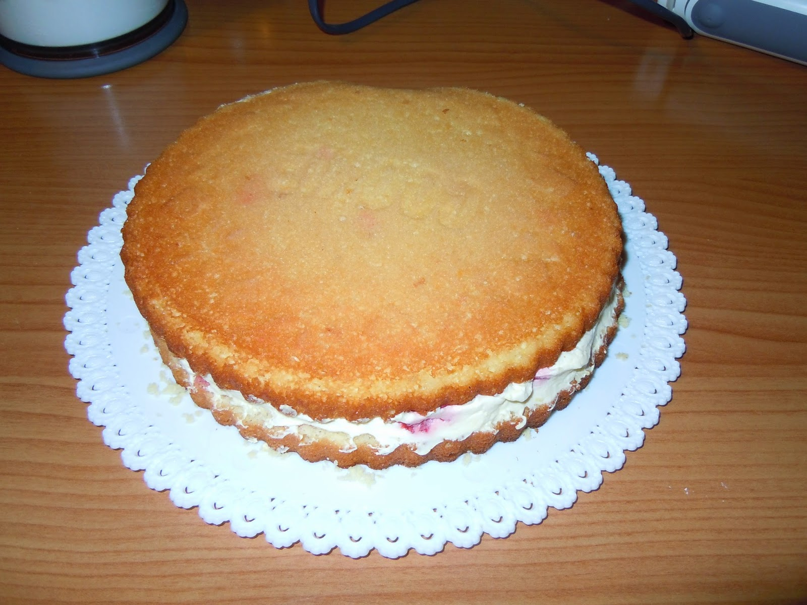 Bagna Per Torta Alle Fragole Soul Food To Go Torta Facile Alle Fragole