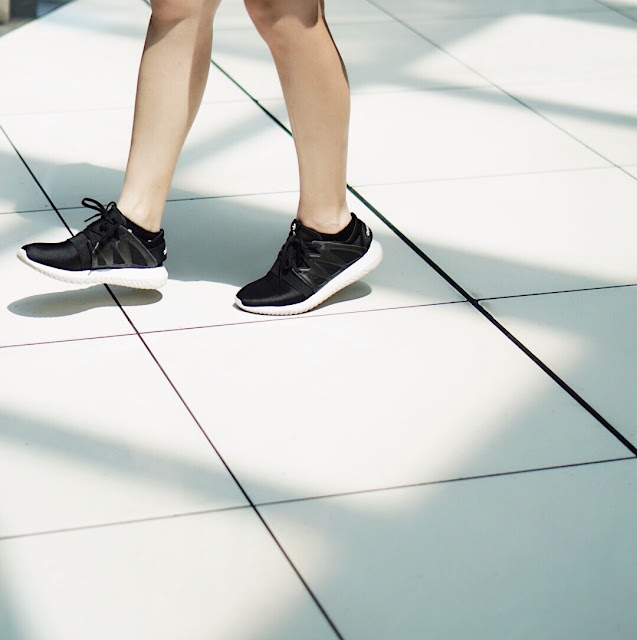 ASOS adidas tubular promo