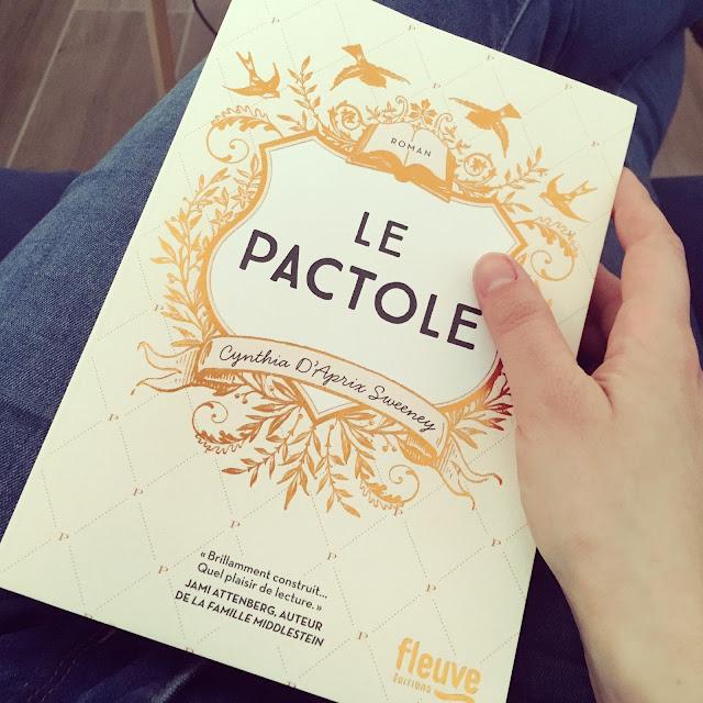 Chronique littéraire Le Pactole par Mally's Books