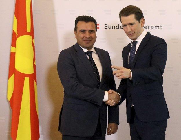Ζάεφ: Προσεχώς... «Βόρεια Μακεδονία» η «Μακεδονία»