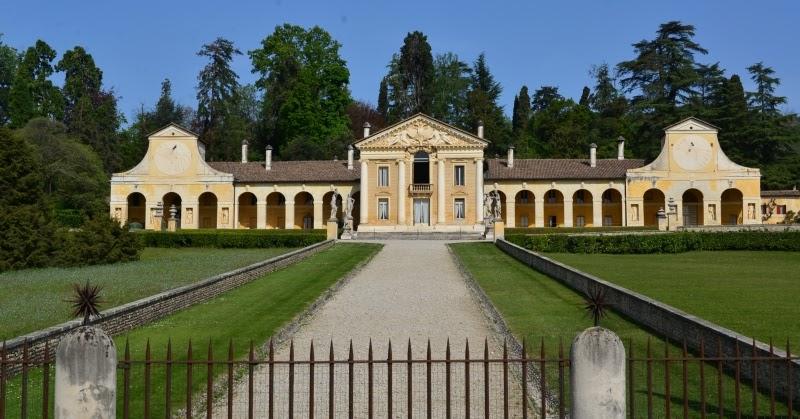 Villa Barbaro a Maser: uno dei capolavori di Palladio