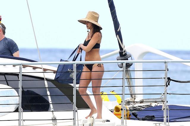 Jessica Alba en bikini