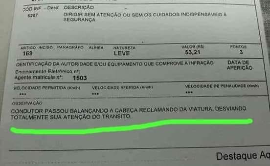 Caminhoneiro é multado após reclamar em balança no Recife