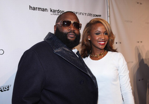 rick ross engaged