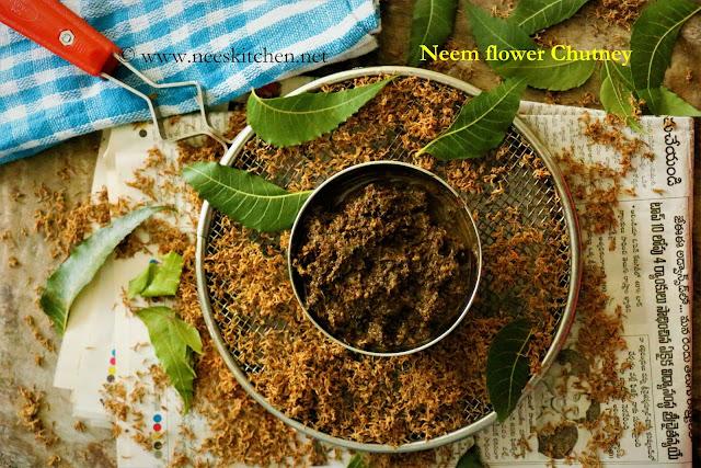 Vepampoo Thogaiyal | Neem flower Chutney
