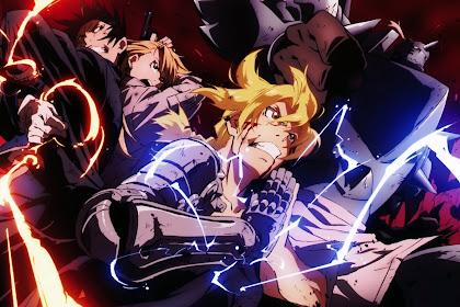 Daftar 30 Anime Action Terbaik dan Menegangkan