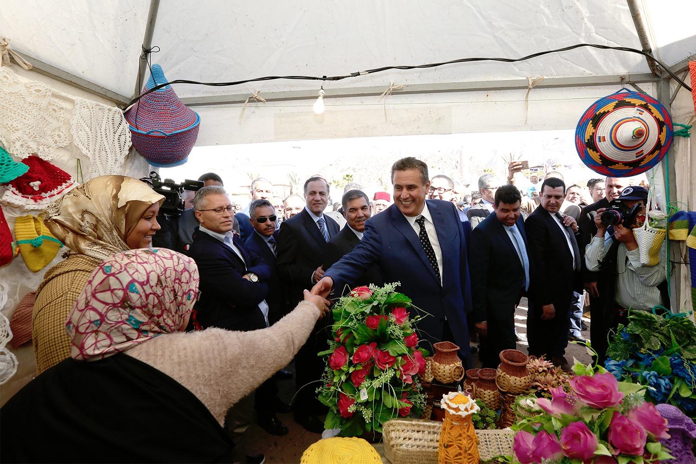 أخنوش يحل بإقليم تيزنيت لإطلاق مشاريع فلاحية