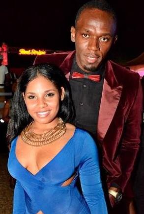 photos meet usain bolt s new jamaican girlfriend ex